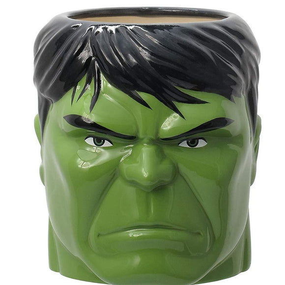 Tazze - Marvel Comics Super Hero 3D Mug Hulk