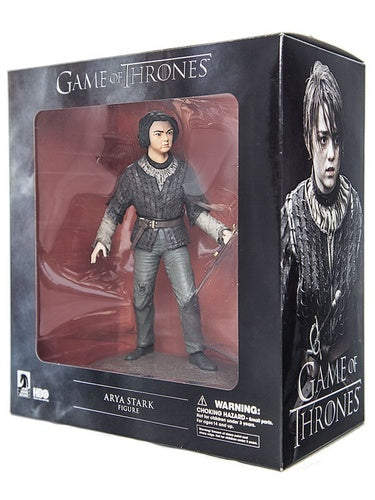 Figure - Game of Thrones - Arya Stark (19 cm)