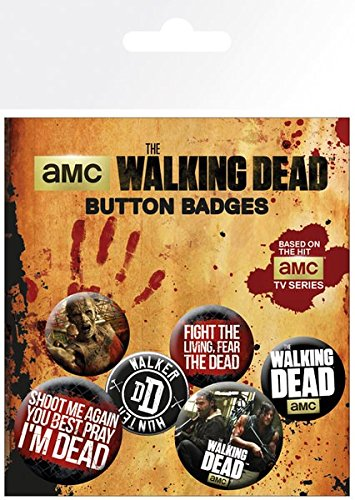 Spille - Badge - Walking Dead (The) - Phrases