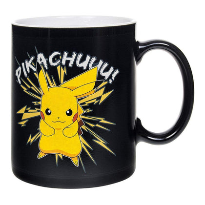 Tazza Termosensibile - Pokemon - Pikachu