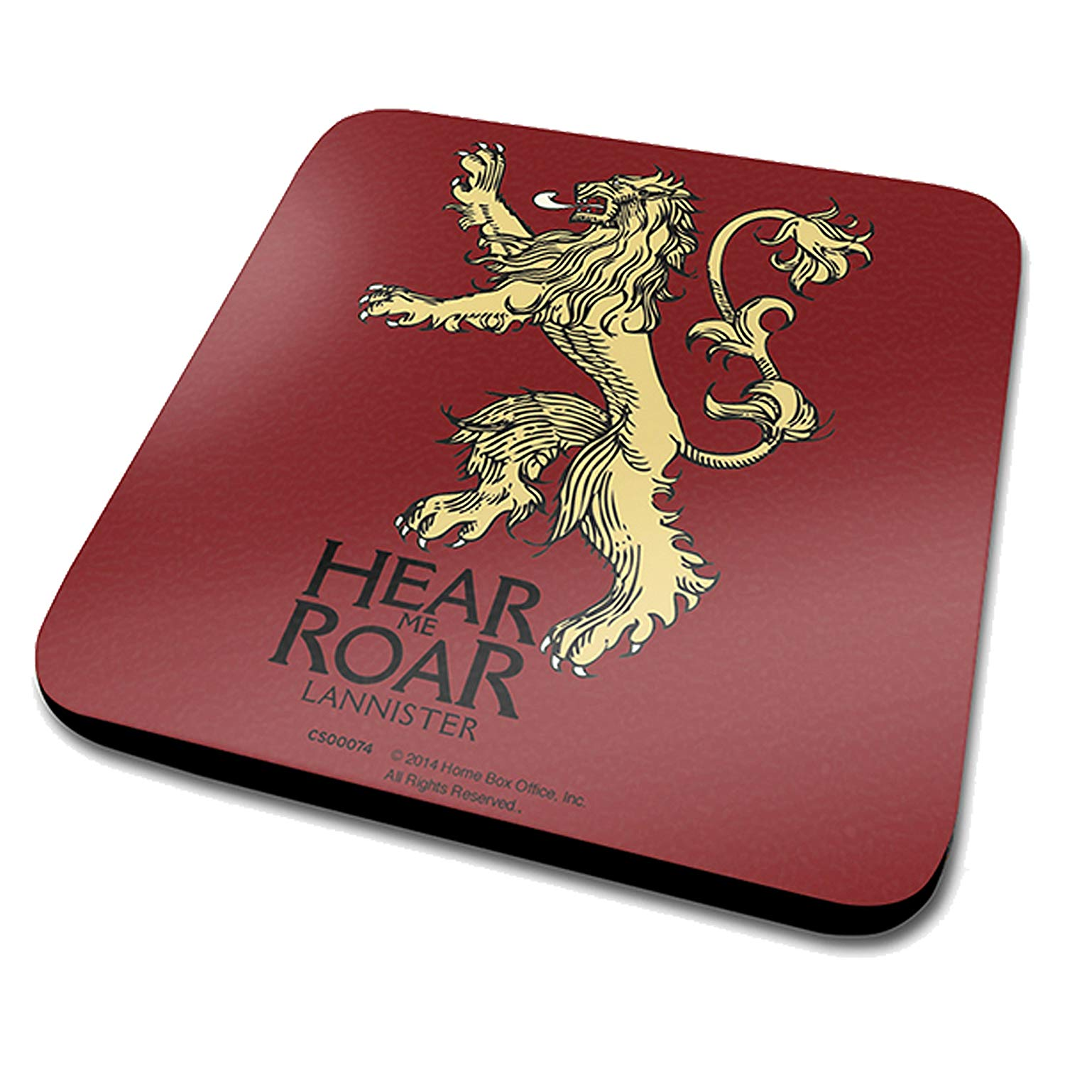 Sottobicchiere - Game Of Thrones - Lannister