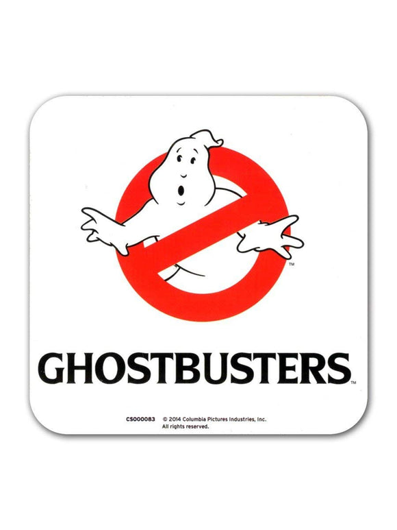 Sottobicchiere - Ghostbusters - Logo