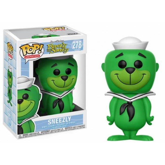 HANNA BARBERA - BREEZLY AND SNEEZLY - POP FUNKO VINYL FIGURE 278 SNEEZLY 9CM