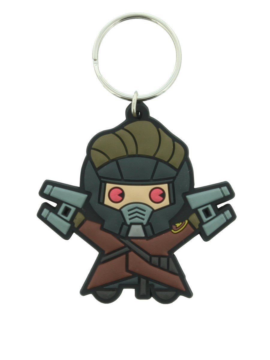 Portachiavi - Guardians Of The Galaxy - Kawaii Star Lord - Marvel
