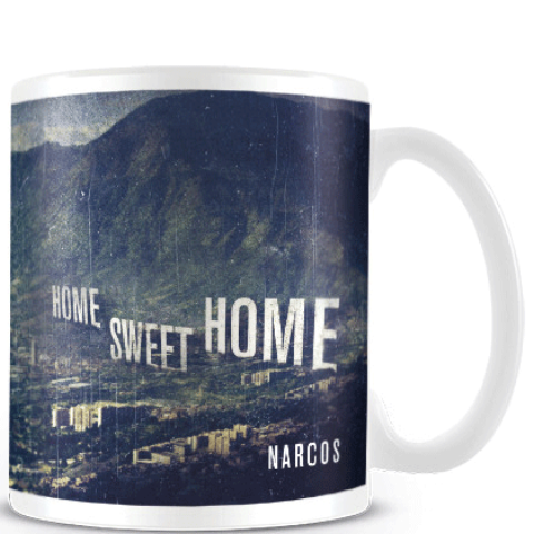 Tazza - Narcos - Home Sweet Home