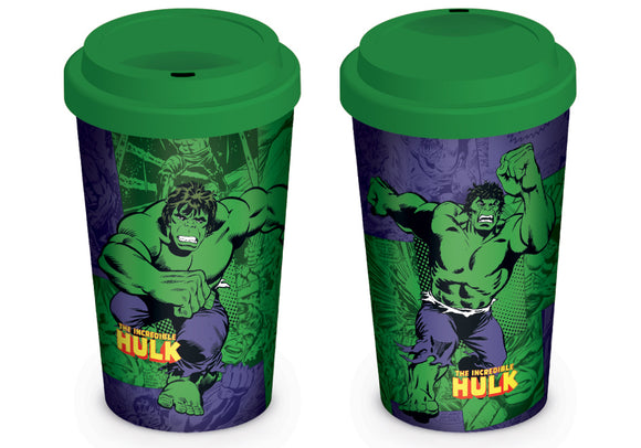 Tazza da viaggio - Marvel Retro - Hulk Comic