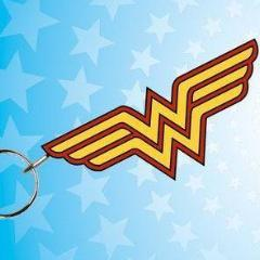 Portachiavi - Wonder Woman - Logo