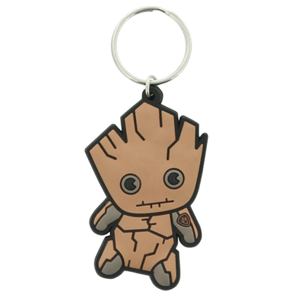 Portachiavi - Guardians Of The Galaxy - Marvel - Kawaii Groot