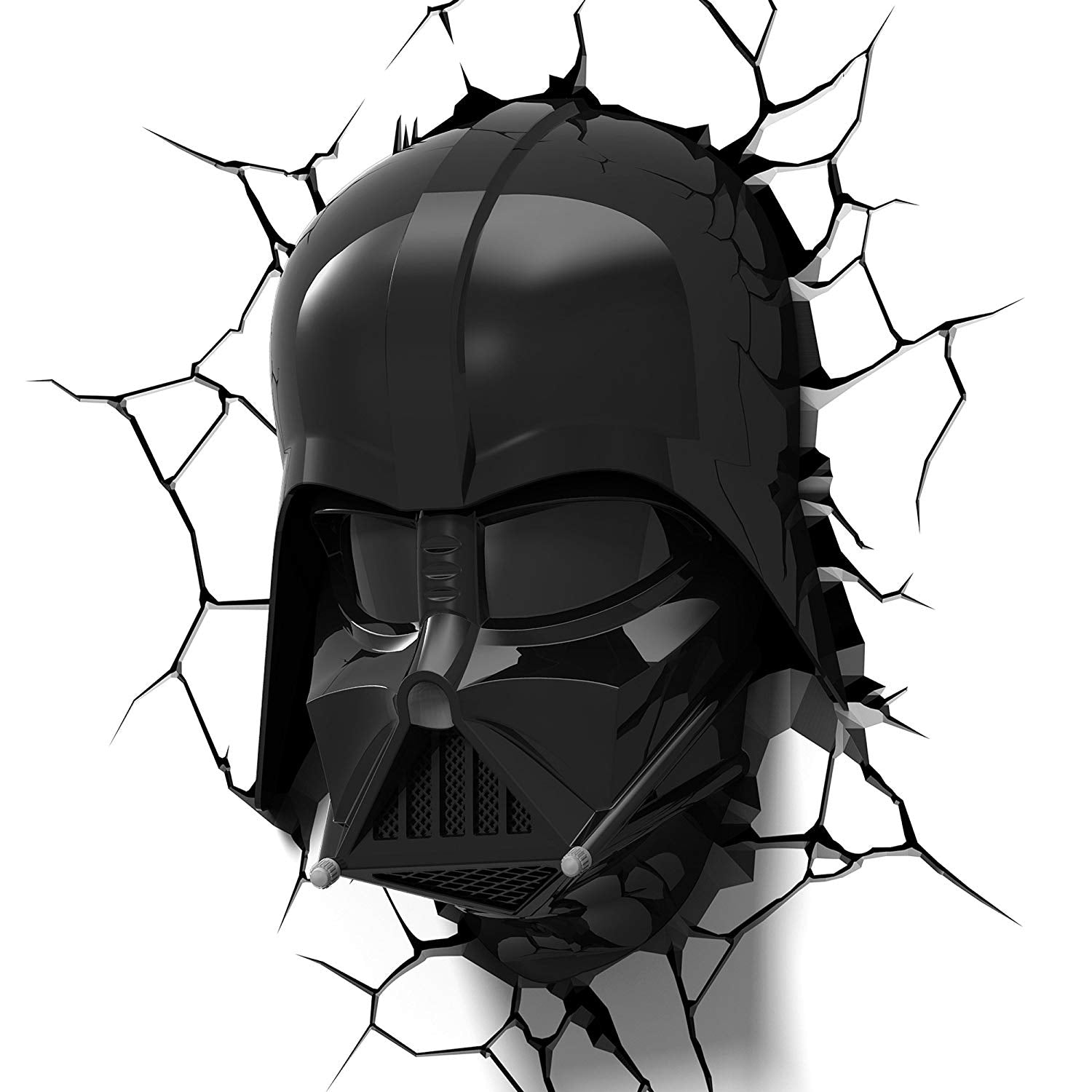 Lampada - STAR WARS - DARTH VADER (Lampada 3D Light Fx)