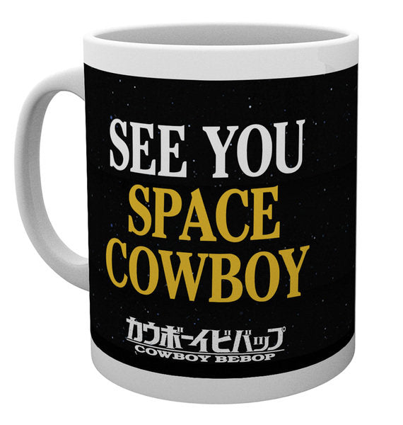 Tazza - Cowboy Bebop - Mug See You Space Cowboy