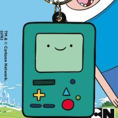 Portachiavi - Adventure Time - Bmo