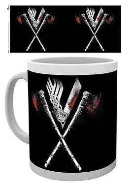 Tazza - Vikings - Axe