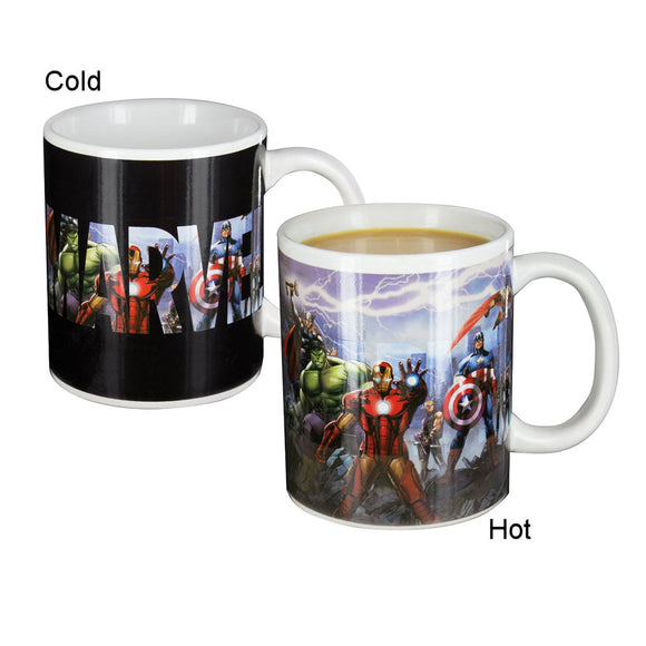 Tazza Termosensibile - Marvel - Avengers