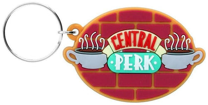 Portachiavi - Friends - Central Perk