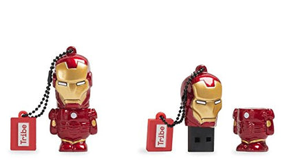 Chiavetta Usb - Iron Man - Marvel (16GB)