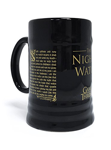 Boccale - Game Of Thrones - Nights Watch