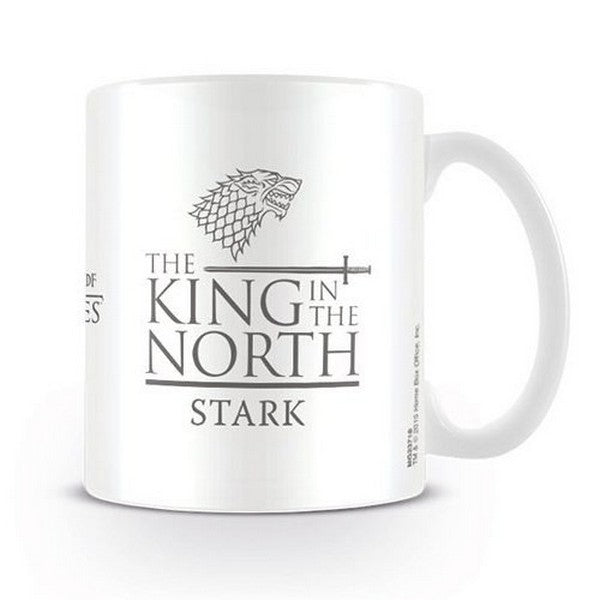 Tazza - Game Of Thrones - King In The North - Stark