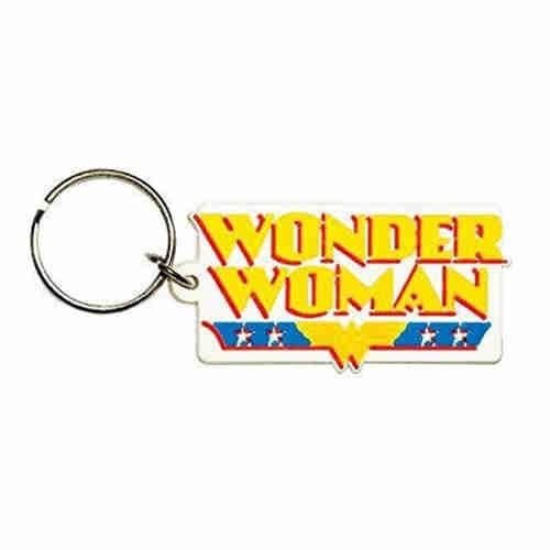 Portachiavi - Dc Comics - Wonder Woman - Logo