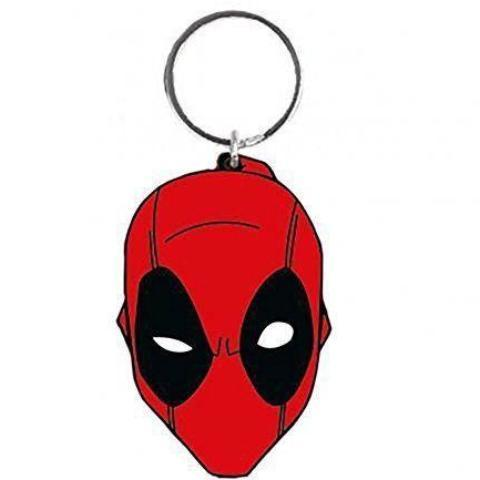 Portachiavi - Deadpool - Face