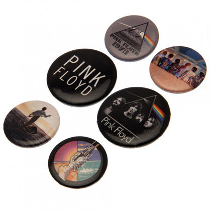 Spille - Badge - Pink Floyd - Mix