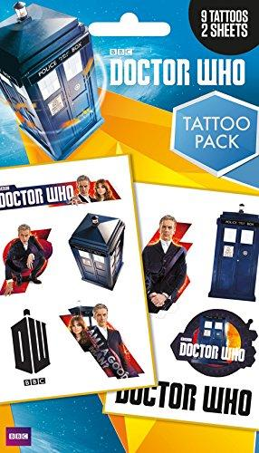 Tattoo - Doctor Who - Mix