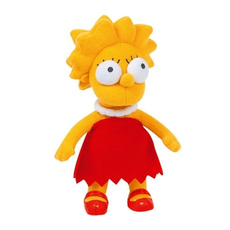 Peluche - Simpsons - Lisa (23 cm)
