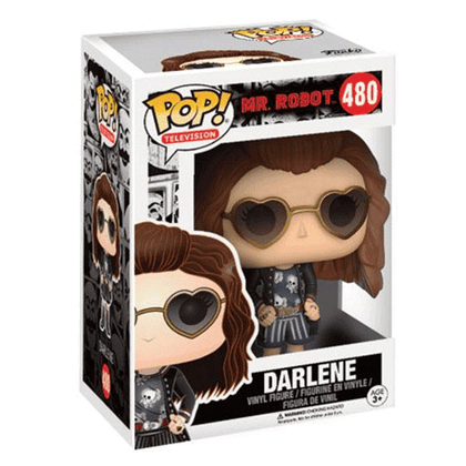 Funko Pop - Mr Robot - Darlene Alderson (480)