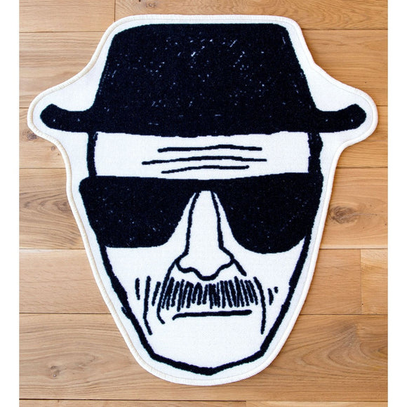 Tappeti - Breaking Bad Rug Heisenberg 80 x 84 cm