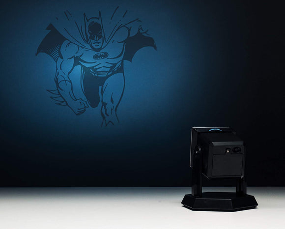 Lampada - Dc Comics - Projection