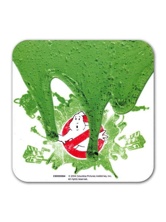 Sottobicchiere - Ghostbusters - Slime
