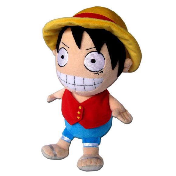Peluche - One Piece - Ruffy 30 cm