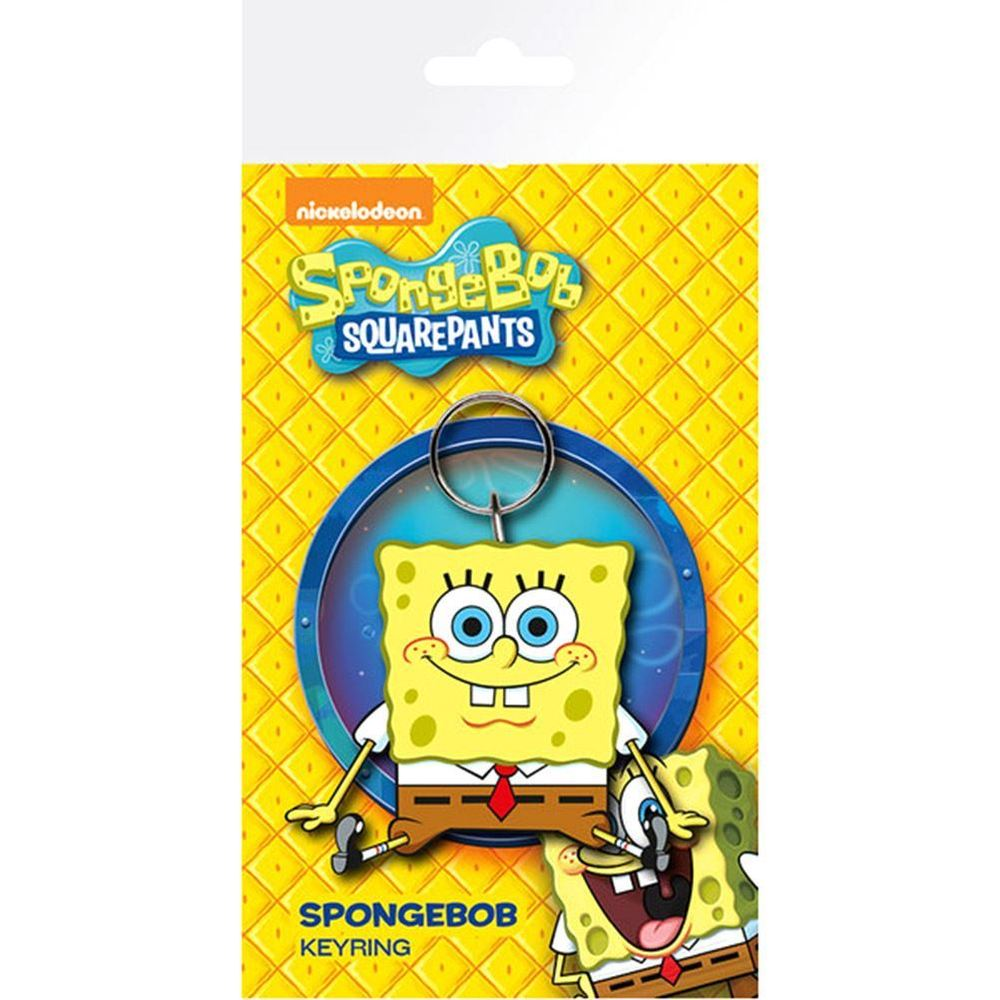 Portachiavi - Spongebob - Happy