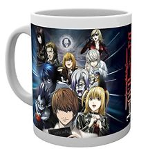 Death Note - Group Mug (Tazza)