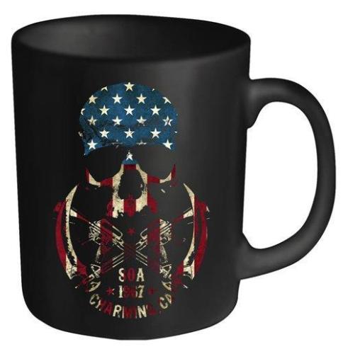 Tazza - Sons Of Anarchy - Usa Skull (Tazza)