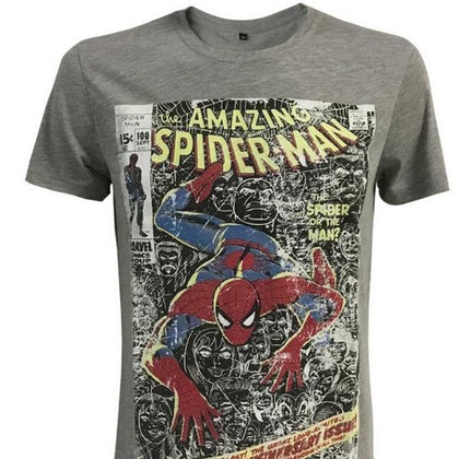 T-Shirt - Spiderman - The Amazing SpiderMan