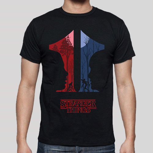 T-Shirt - Stranger Things - Mondo