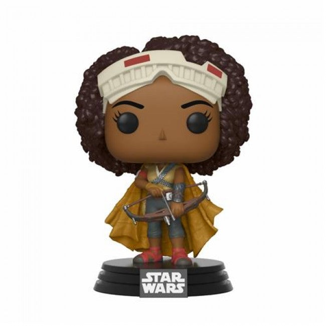 STAR WARS EPISODE IX - POP FUNKO VINYL FIGURE 315 JANNAH 9CM