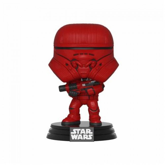 STAR WARS EPISODE IX - POP FUNKO VINYL FIGURE 318 SITH JET TROOPER 9CM