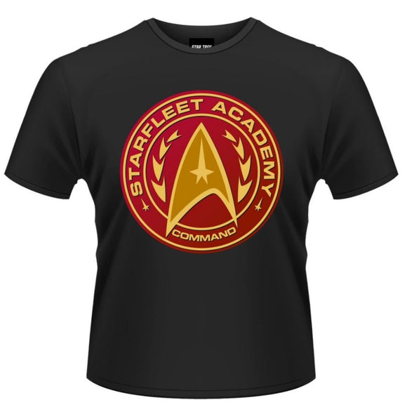 T-Shirt - Star Trek - Starfleet Academy Command