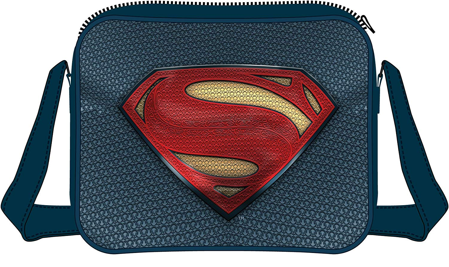 Borsa - Batman V Superman - Superman Logo