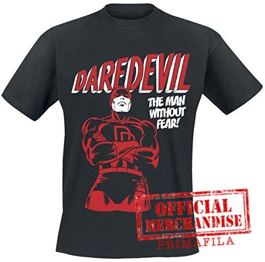 T Shirt Marvel Comics Daredevil Logo