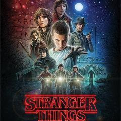 Poster - Stranger Things - One Sheet
