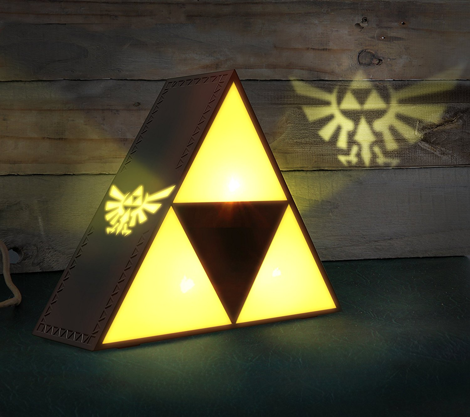 Lampada - Nintendo - Legend Of Zelda Tri-force