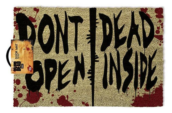 Zerbino - The Walking Dead - Don't Open Dead Inside
