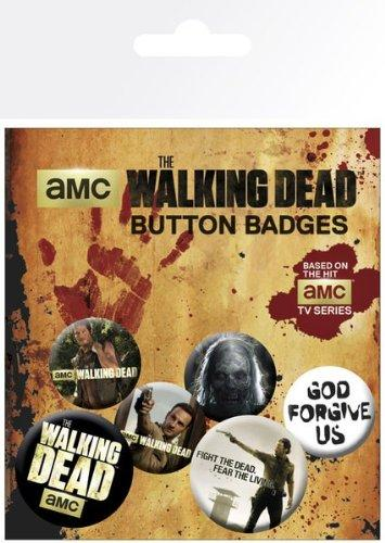 Spille - Badge - Walking Dead (The)