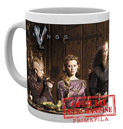 Vikings Table Tazza Tazze