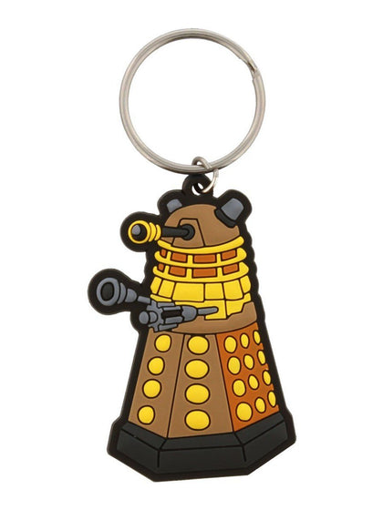 Portachiavi - Doctor Who - Dalek Illustration