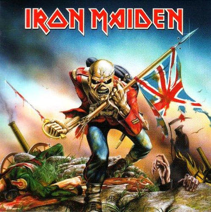 Magnete - Iron Maiden - Trooper