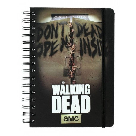Walking Dead (The) - Dead Inside (Quaderno A5)
