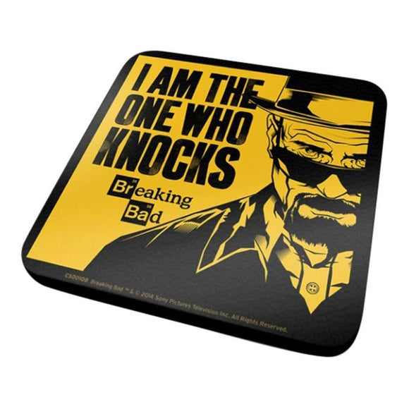 Sottobicchiere - Breaking Bad - I Am The One Who Knocks